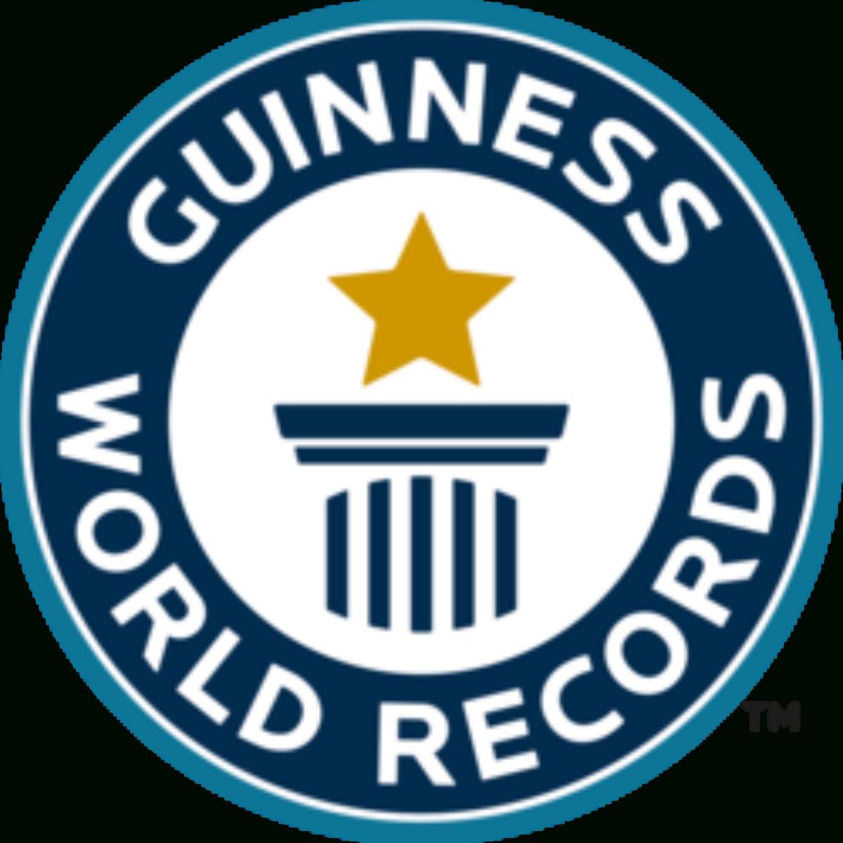 Guinness World Records  Wikipedia Regarding Guinness World Record Certificate Template