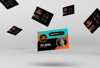 Gym  Fitness Membership Card Template In Psd Ai  Vector  Brandpacks within Gym Membership Card Template
