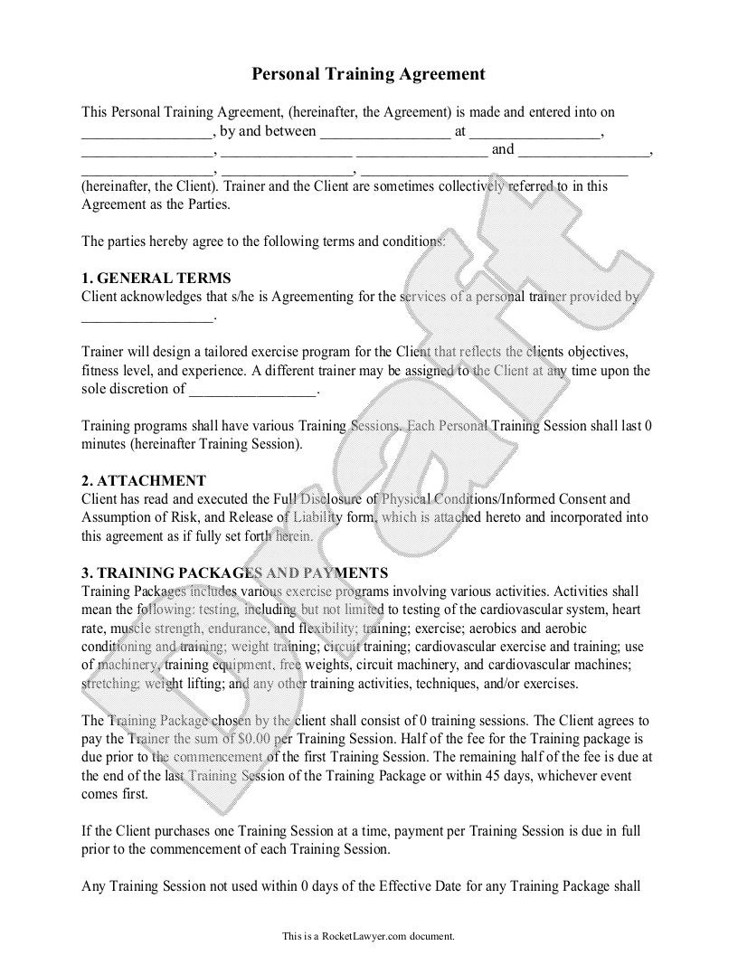 Gym Workout Tips For Weight Loss Gymtrainingtips  Leap  Personal Regarding Weight Loss Agreement Template