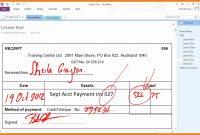 Hand Written Receipt Template  Plasticmouldings pertaining to Written Invoice Template