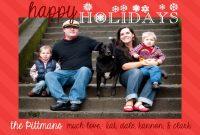 Happy Mama Photography Free Christmas Card Template inside Free Christmas Card Templates For Photographers