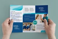 Healthcare Clinic Trifold Brochure Template In Psd Ai  Vector with regard to Welcome Brochure Template