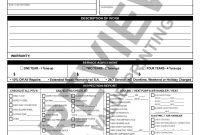 Here Is A Tuneup Checklist Invoice That Does Double Duty As A Hvac throughout Invoice Checklist Template