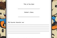 High School Book Report Template College Paper Sample with Story Report Template