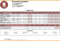 High School Report Card Template Sensational Ideas Deped Junior for High School Student Report Card Template