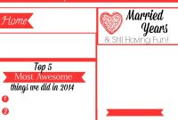 Holiday Card Newsletter Free Printable  Piece Of Home throughout Top Trump Card Template