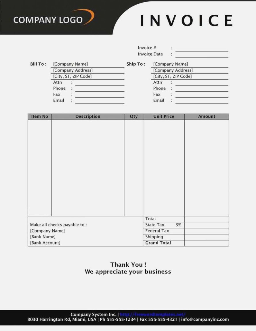 Home Health Care Invoice Template Best Templates Ideas  – The Within Home Health Care Invoice Template