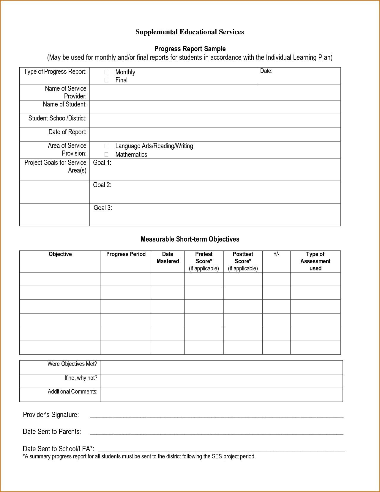 Homeschool Report Cardplate New Middle School Cool Progress Of Intended For School Report Template Free