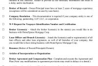 Homexpressbrokeragreementfinal  Homexpress Mortgage in Business Broker Agreement Template