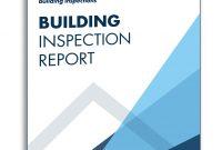 House  Building Inspections Australia  Jim's Building Inspections for Building Defect Report Template