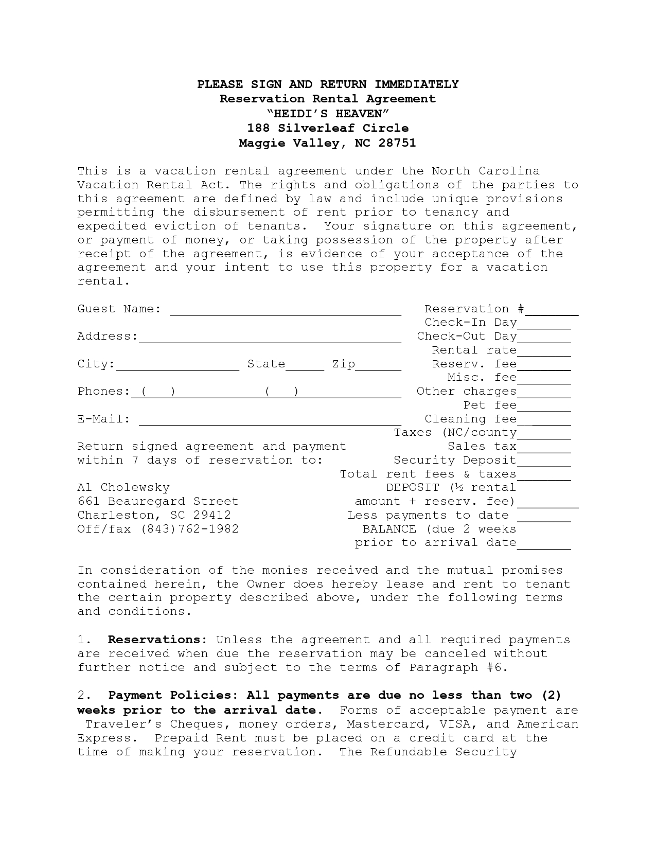 House Lease Agreement Template  House Rental Agreement Contract In With Regard To Vacation Rental Lease Agreement Template