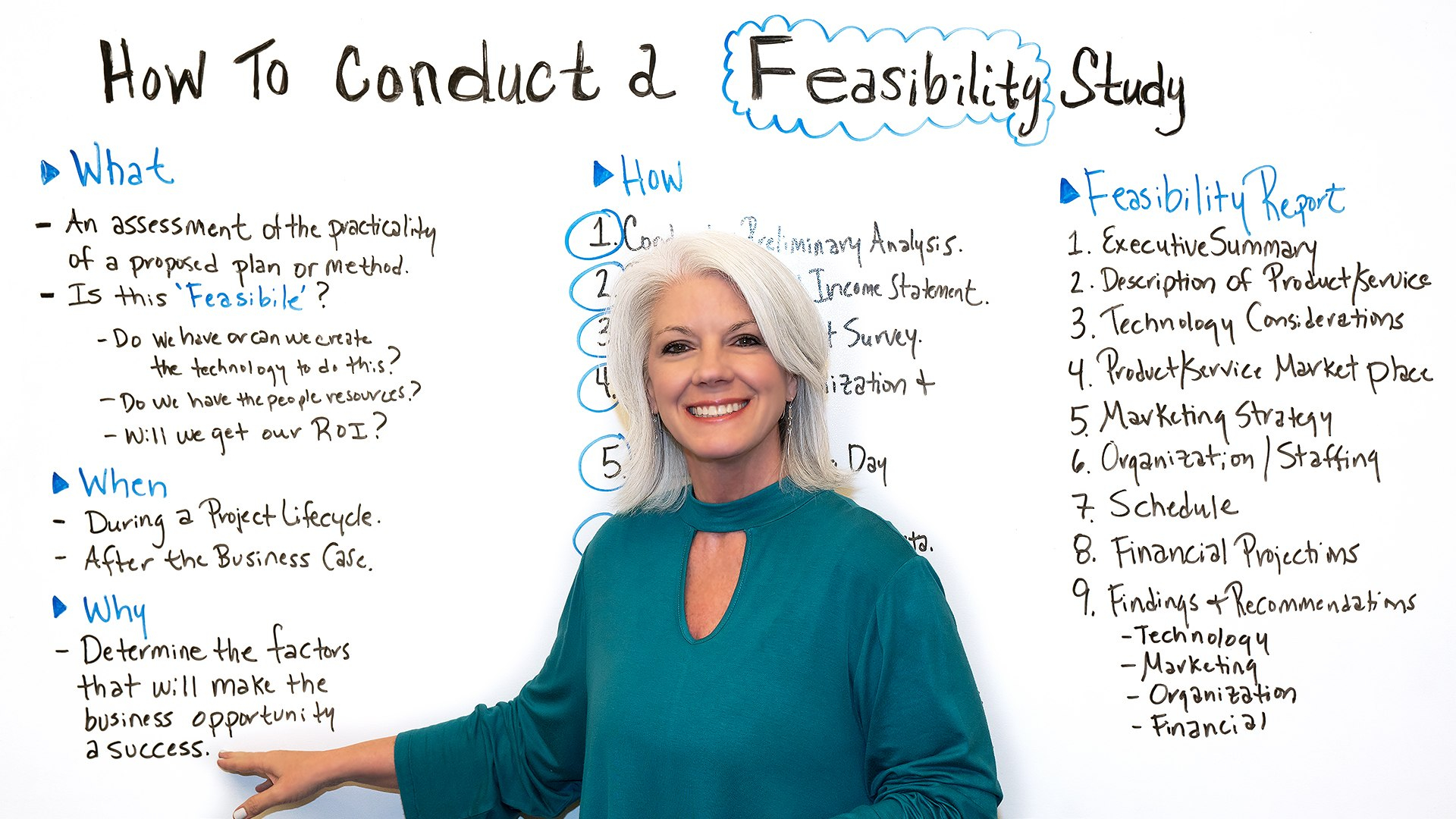 How To Conduct A Feasibility Study  Projectmanager With Regard To Technical Feasibility Report Template