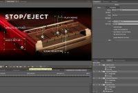 How To Create A Bluray Motion Menu In Adobe Encore  Neil Oseman regarding Adobe Encore Menu Templates