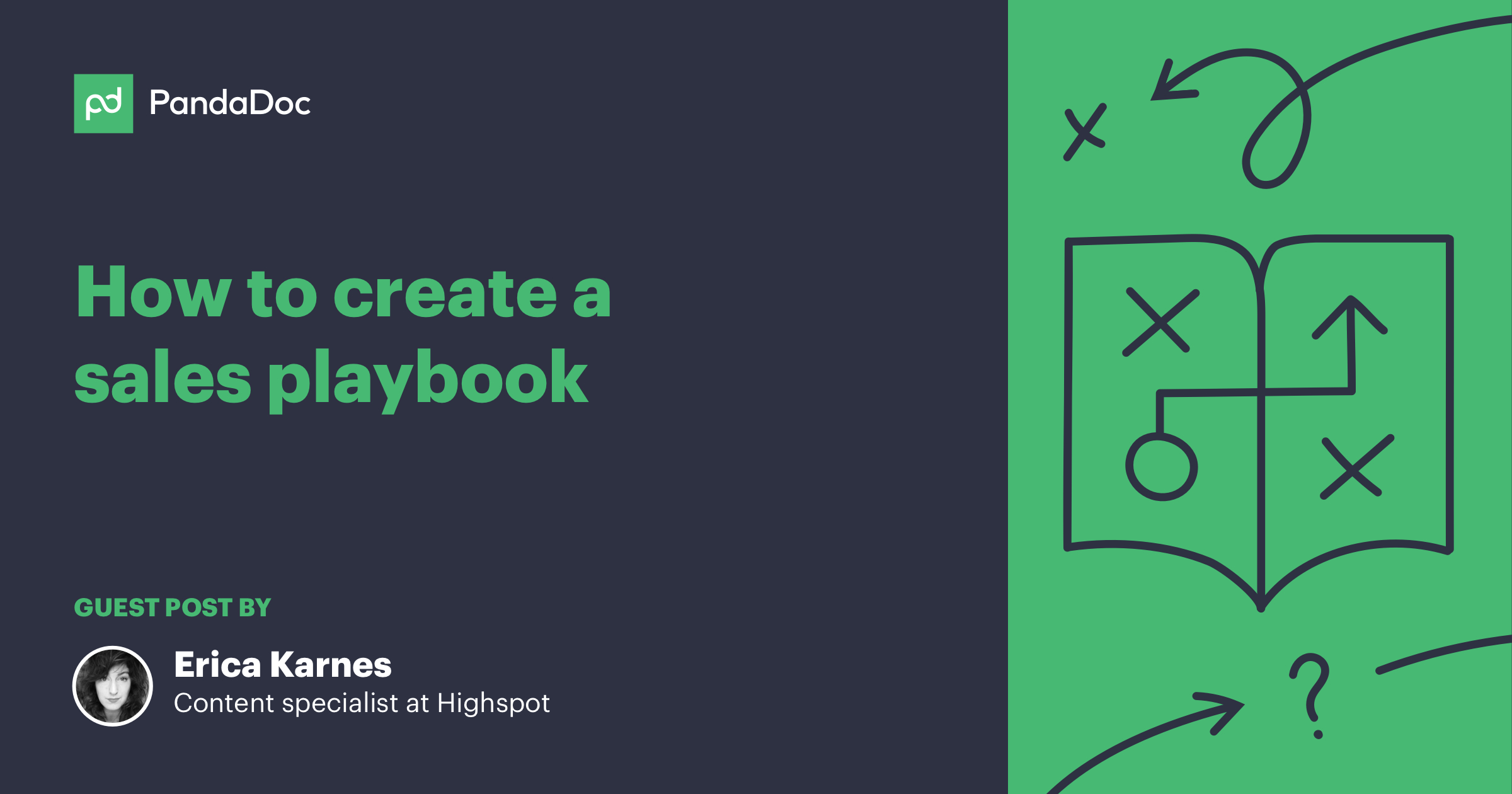 How To Create A Sales Playbook The Ultimate Guide  Template For Business Playbook Template