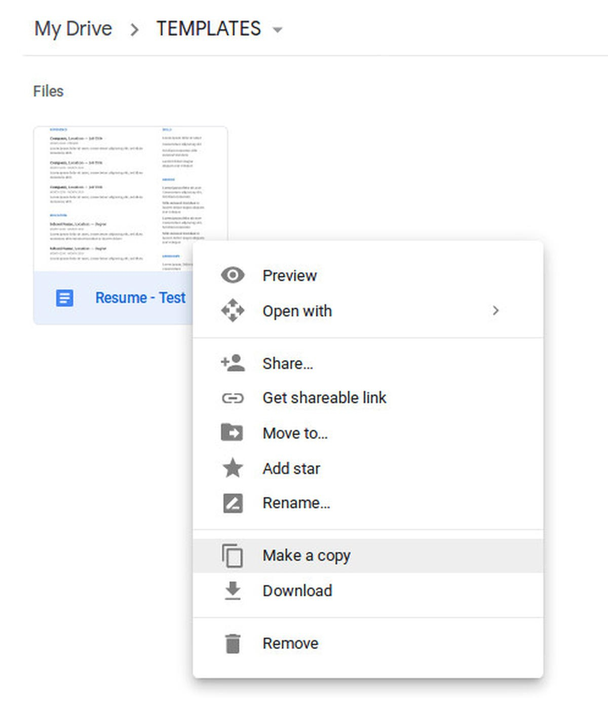 How To Create New Templates In The Free Version Of Google Docs In No Certificate Templates Could Be Found