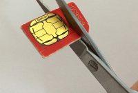 How To Cut Down A Sim Card Make A Free Nanosim For Iphone Ipad within Sim Card Cutter Template