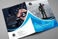 How To Design Bi Fold Brochure  Brochure Design In Indesign Cs in Single Page Brochure Templates Psd