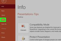 How To Edit A Powerpoint Template  Steps With Pictures pertaining to How To Edit A Powerpoint Template