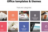 How To Find Microsoft Word Templates On Office Online inside Microsoft Word Templates Reports