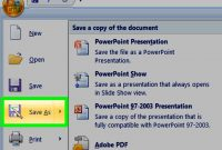 How To Make A Powerpoint Template  Steps With Pictures intended for How To Save Powerpoint Template