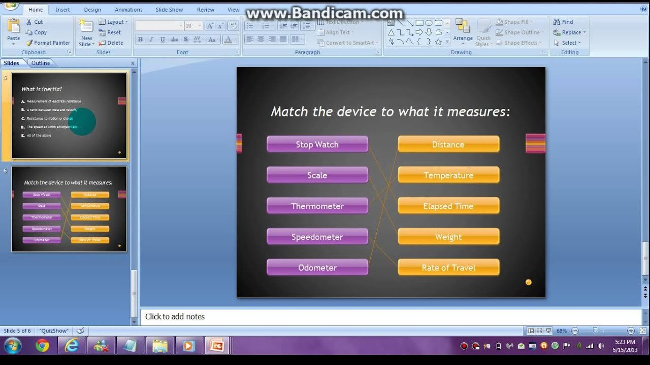 How To Make A Quiz Show On Powerpoint   Youtube Pertaining To Quiz Show Template Powerpoint
