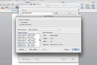 How To Make Name Tags In Microsoft Word  Microsoft Office Tips pertaining to Creating Label Templates In Word