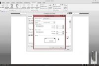 How To Print To Envelopes In Microsoft Word   Youtube regarding Word 2013 Envelope Template
