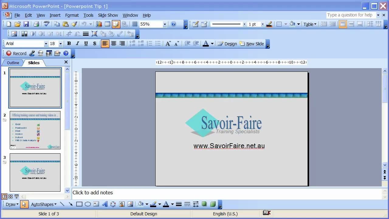 How To Save A Powerpoint Presentation As An Automatic Slideshow In How To Save Powerpoint Template