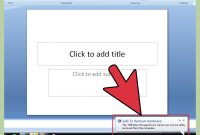 How To Save A Powerpoint Presentation On A Thumbdrive  Steps intended for How To Save Powerpoint Template