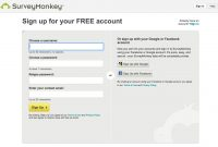 How To Send A Survey To Attendees With Eventbrite's Surveymonkey within Event Survey Template Word