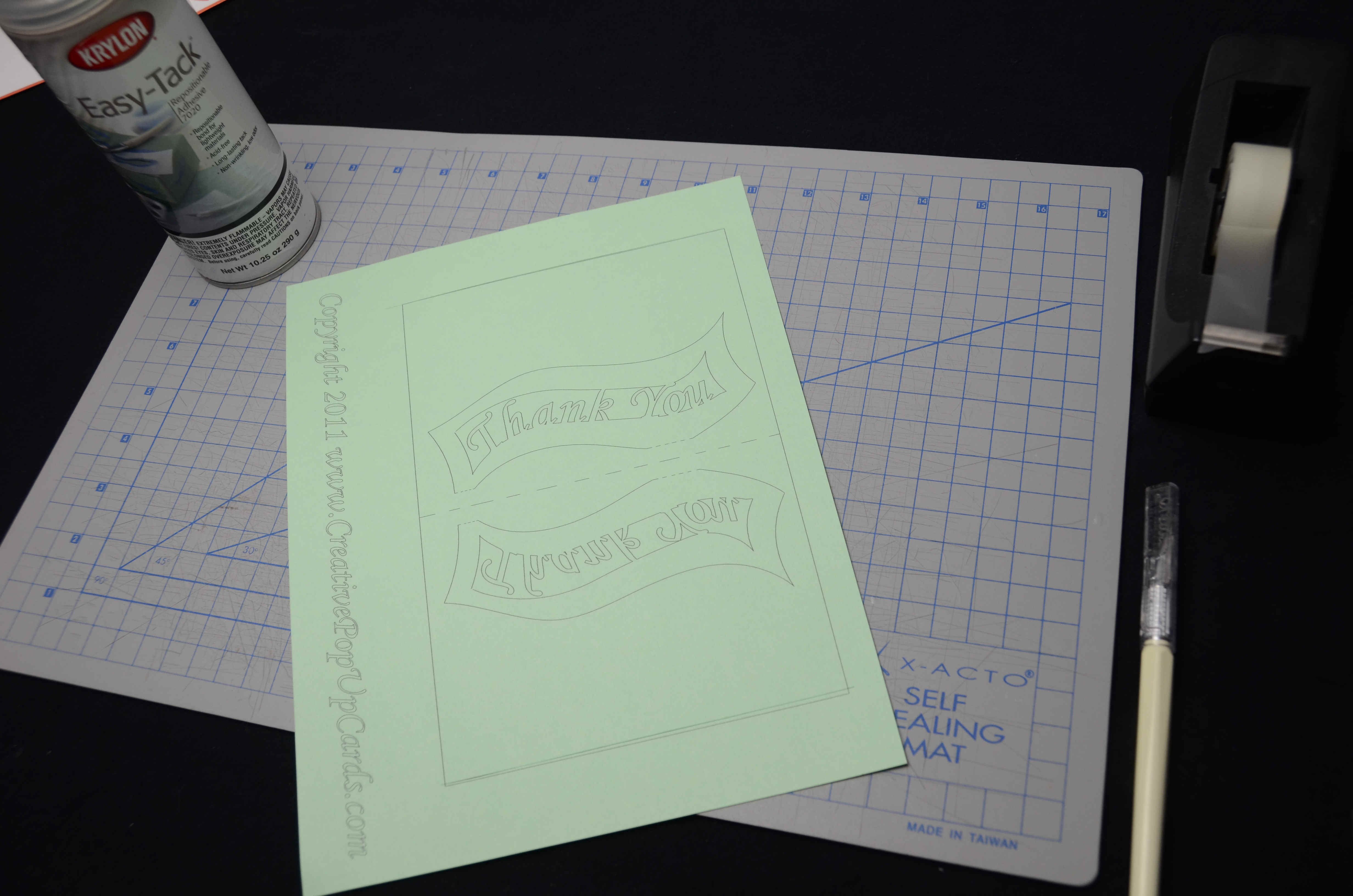 How To Use Templates To Make A Pop Up Card  Creative Pop Up Cards With Free Pop Up Card Templates Download