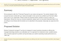 How To Write A Business Proposal In   Steps   Free Templates regarding Sales Business Proposal Template
