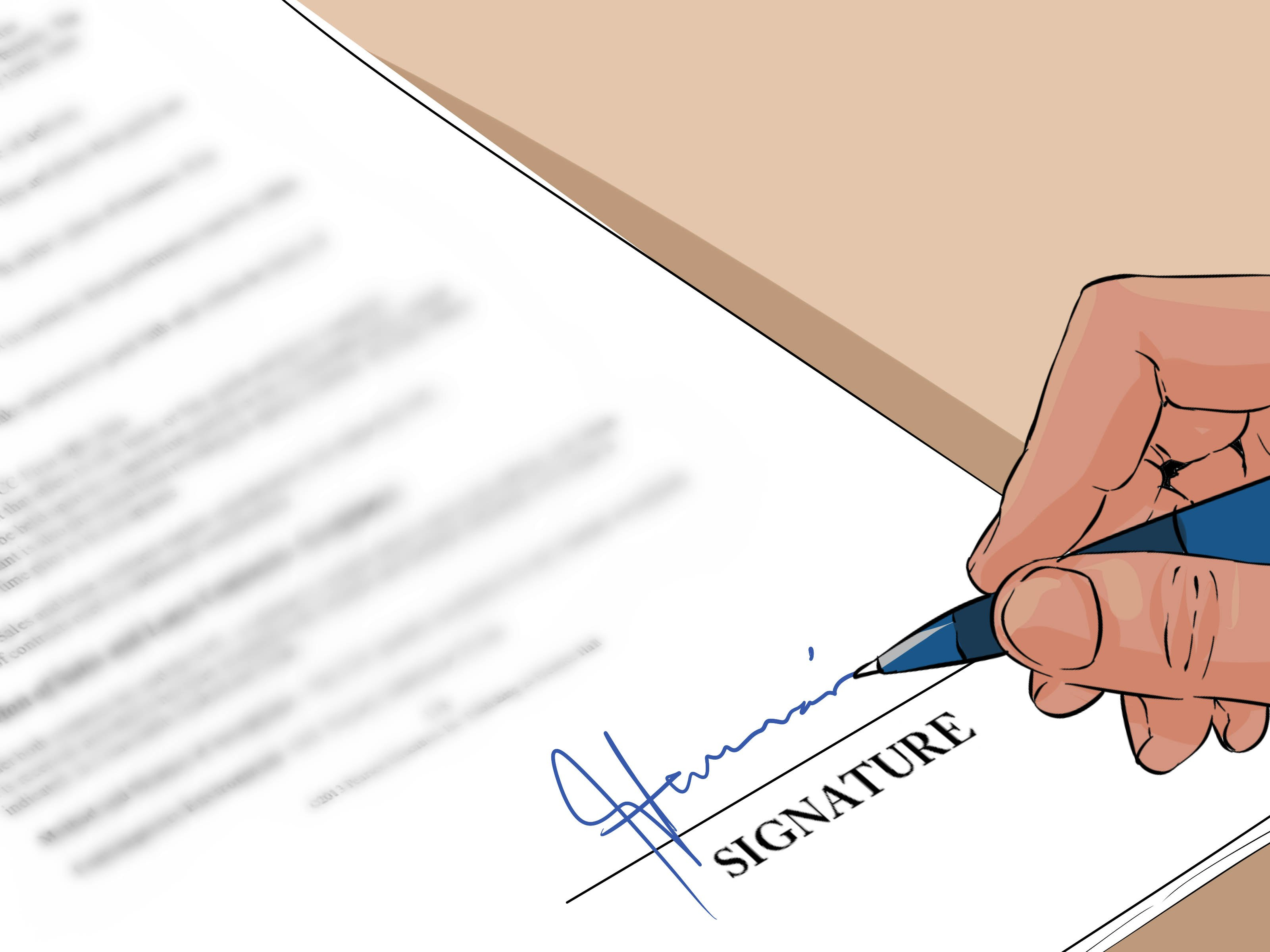 How To Write A Sponsorship Contract With Pictures  Wikihow Within Fiscal Sponsorship Agreement Template
