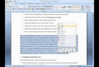 How To Write Journal Or Conference Paper Using Templates In Ms within Ieee Template Word 2007