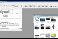 Howto Use The Built In Qsl Card Printing Feature  Youtube for Qsl Card Template
