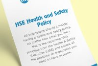 Hse Health And Safety Policy  Hr Marketplace  A Onestop Shop For with regard to Health And Safety Policy Template For Small Business