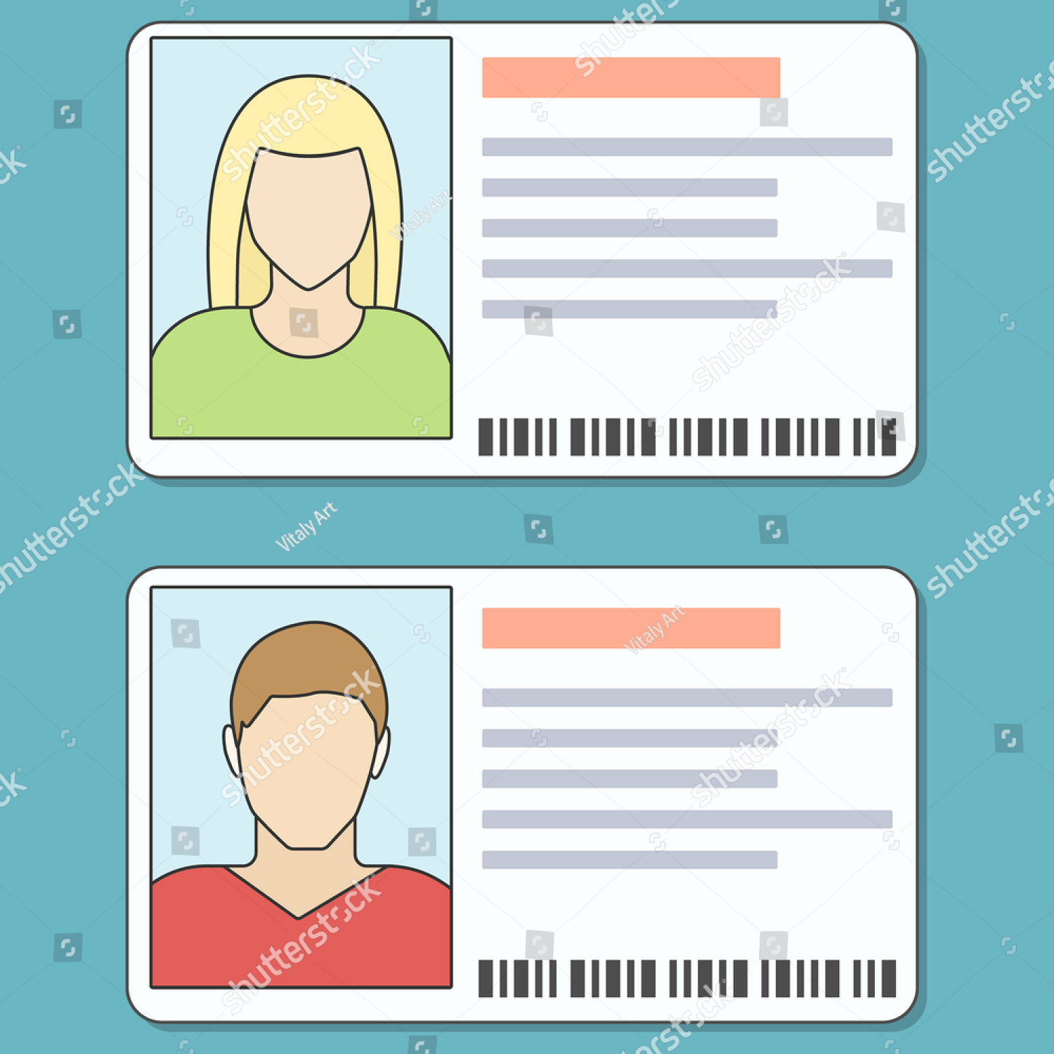 Iconic Student Card Templates  Ai Psd Word  Free  Premium Inside Student Information Card Template