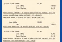 Icymi  Accounting For Leases Under The New Standard Part   The with Cpa Hire Agreement Template