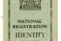 Id Cards Stock Photos  Id Cards Stock Images  Alamy regarding World War 2 Identity Card Template
