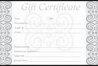 Ideas For Graduation Gift Certificate Template Free On Format in Graduation Gift Certificate Template Free