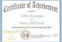 Ideas For Service Dog Certificate Template About Sheets with Service Dog Certificate Template