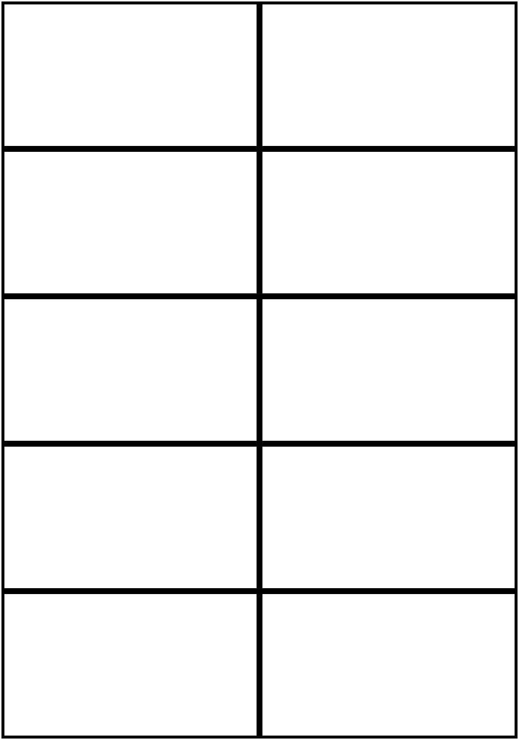 Image Result For Flashcards Template Word  Worksheets  Free With Free Printable Blank Flash Cards Template