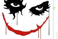 Images For  Joker Card Pumpkin Stencil  For Sadia  Pumpkin within Joker Card Template