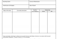 Images Of For A Vehicle Certificate Of Origin Template Excel intended for Certificate Of Origin For A Vehicle Template