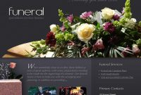 Images Of Free Funeral Powerpoint Backgrounds Template  Masorler with Funeral Powerpoint Templates