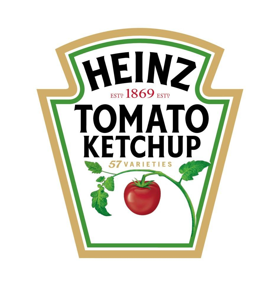 Images Of Heinz Ketchup Label Template  Unemeuf With Heinz Label Template