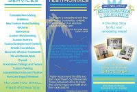 Images Of Island Flyer Template  Unemeuf intended for Island Brochure Template