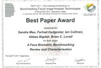 Images Of Paper Award Template  Bfegy Intended For Conference With International Conference Certificate Templates