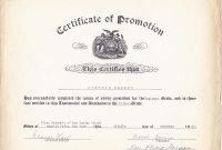 Images Of Printable Promotion Certificate Template  Bfegy for Promotion Certificate Template