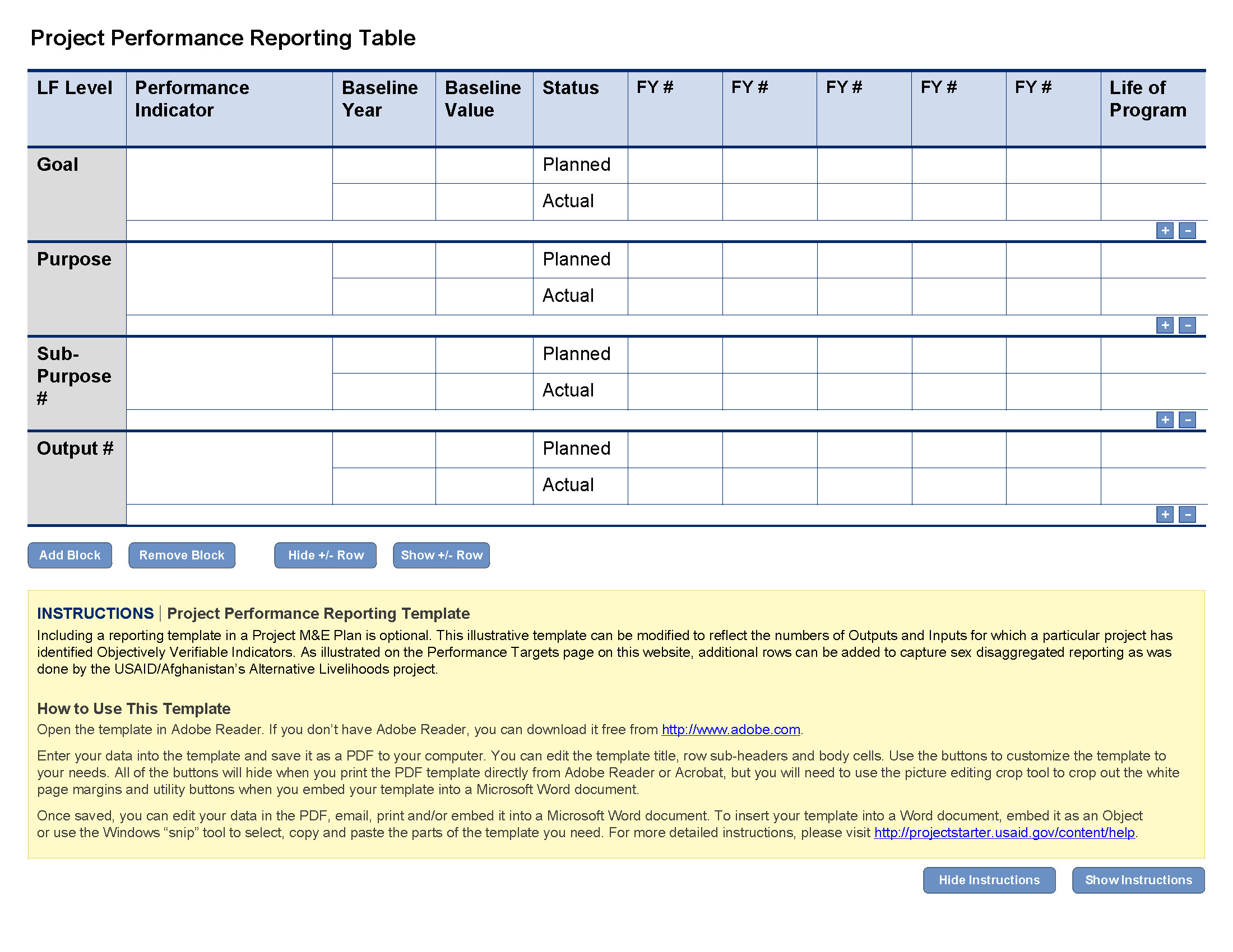 Images Of Project Monitoring Template  Unemeuf Regarding M&e Report Template